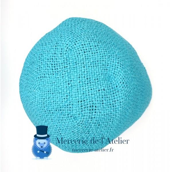 Cône au crochet - Bleu Turquoise