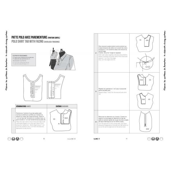 Détails de mode à la loupe Tome 1 - Esmod