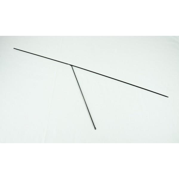 Baleines de parapluie 75 cm - lot de 12