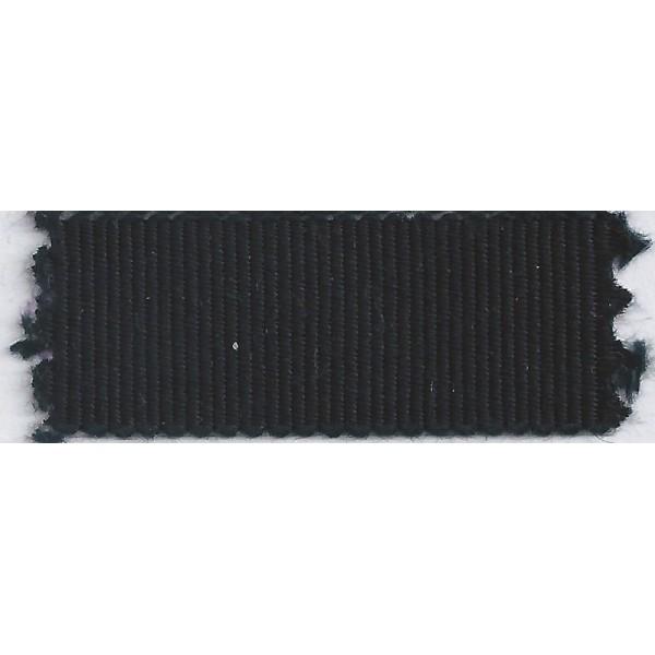 Gros grain - Noir - coton
