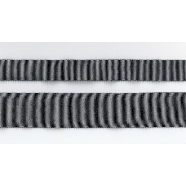 Gros grain - Gris clair - coton