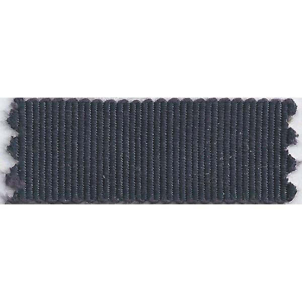 Gros grain - Gris foncé Anthracite - coton