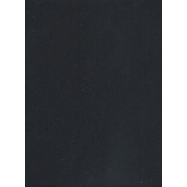 Feutre de col - Bleu Marine - 30x45cm - Laine