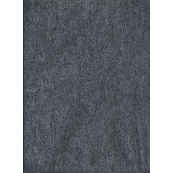 Feutre de col - Gris - 30x45cm - Laine