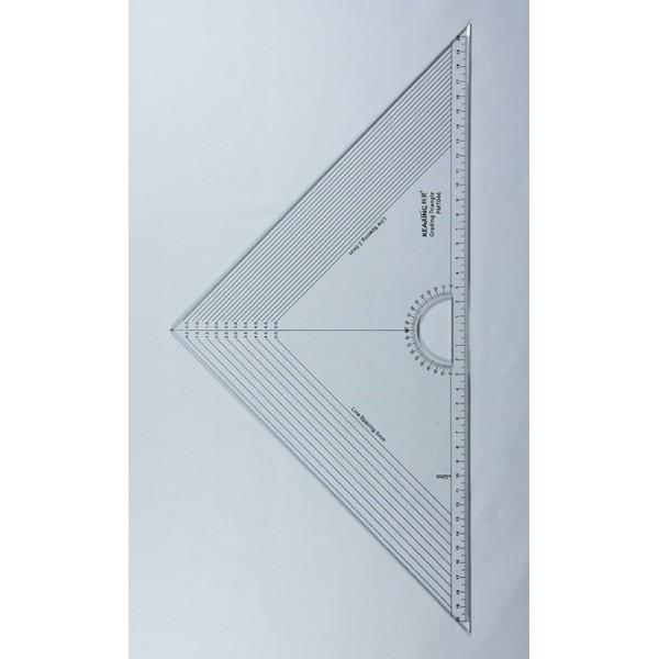 Equerre gradation 40cm