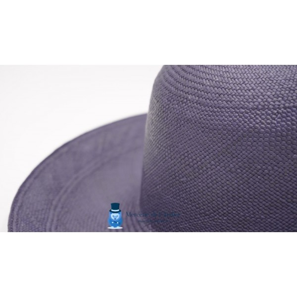 Capeline panama - Bleu Marine Foncé